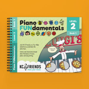 Level 2 Piano FUNdamentals