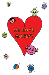 Kids LOVE KC & Friends and Berkeley Piano Lessons!